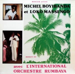 Michel Boyibanda & Loko Massengo, front