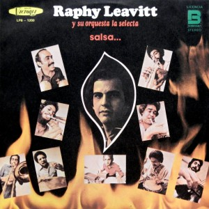Raphy Leavitt, front
