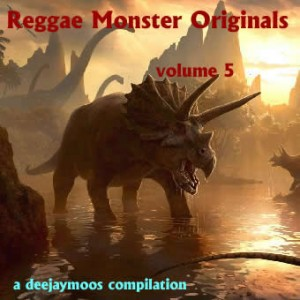 Reggae Monster Originals vol. 5, front