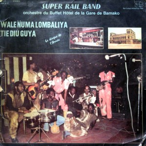 Super Rail Band, front