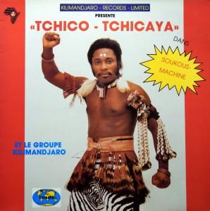 Tchico, front
