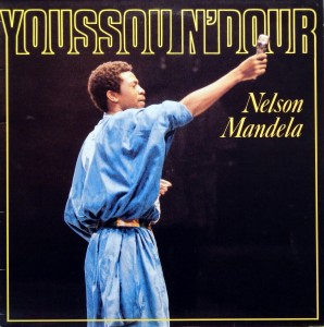Youssou N'dour, front