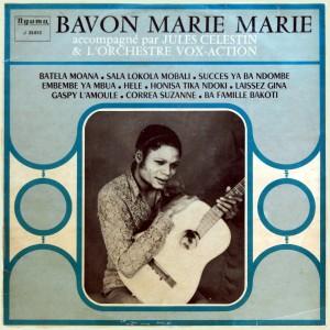Bavon Marie Marie, front