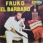 Fruko, El Barbaro, front