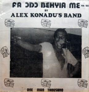 Alex Konadu, front