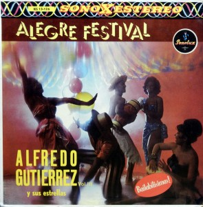 Alfredo Gutierrez, front
