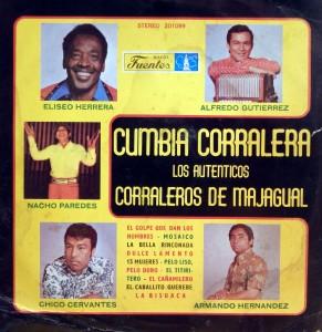 Corraleros, front