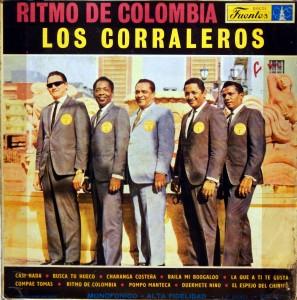 Los Corraleros, front