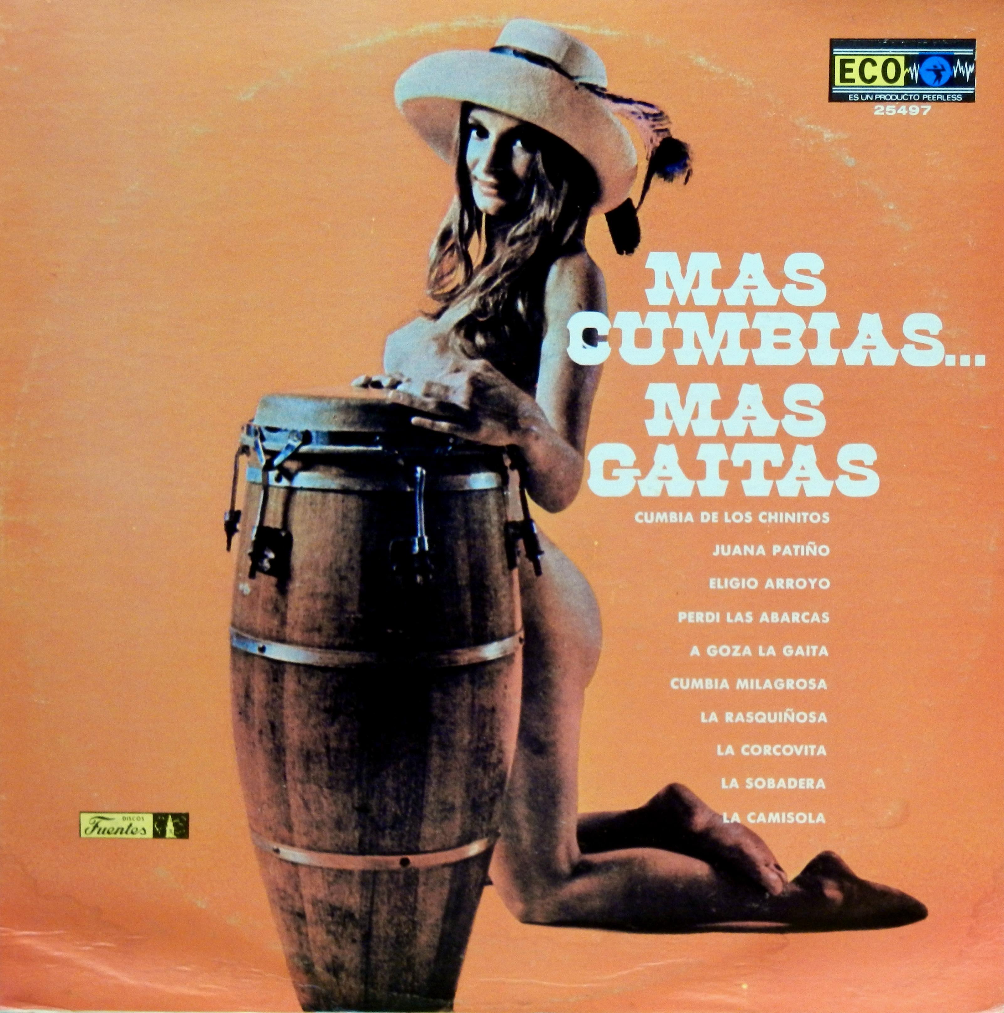 Mas Cumbias…Mas Gaitas – Various ArtistsECO / Discos Fuentes