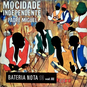 Mocidade Independente, front