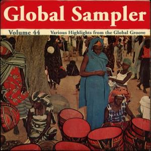 Global Sampler 44, front