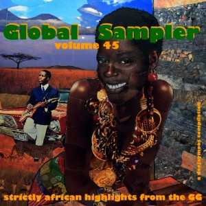 Global Sampler vol. 45, front