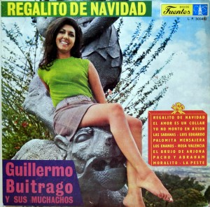 Guillermo Buitrago, front