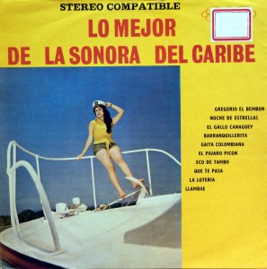 La Sonora del Caribe, front
