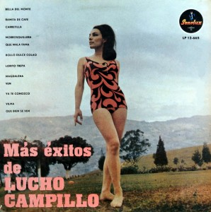 Lucho Campillo, front