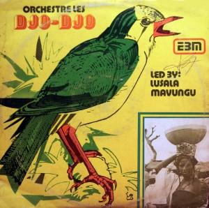 Orchestre les Djo-Djo, front