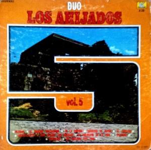 Duo Los Ahijados, vol. 5, front