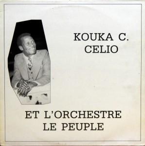 Kouka C. Celio, front