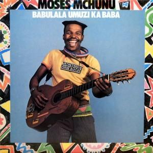 Moses Mchunu, front