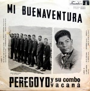 Peregoyo, back