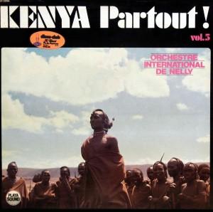 Kenya Partout 5, front