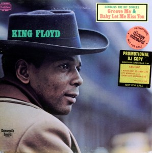 King Floyd, front