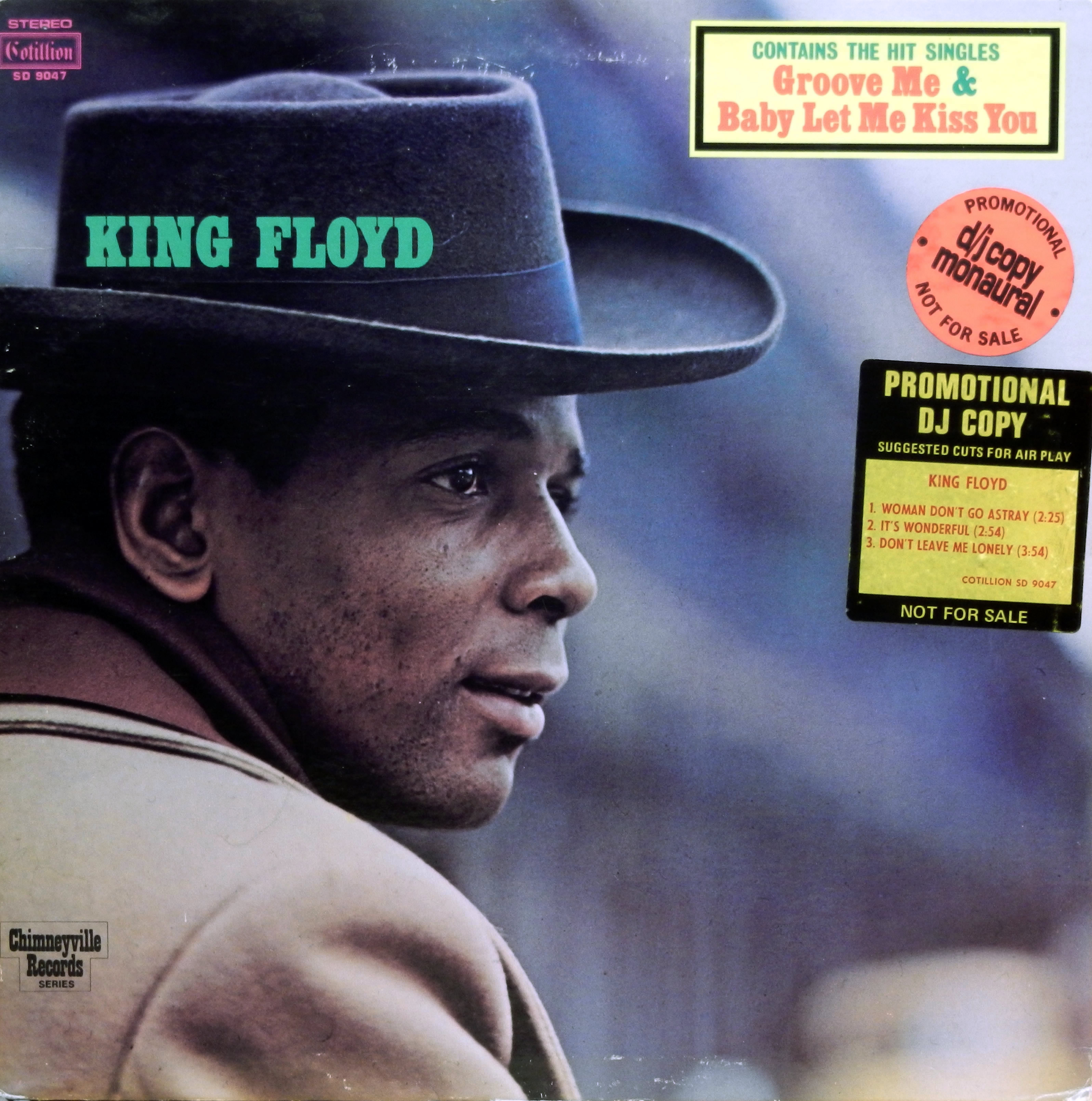 King Floyd What Our Love Needs