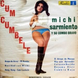 Michi Sarmiento, front
