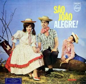 São João Alegre, front