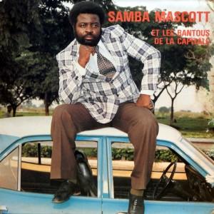 Samba Mascott, front