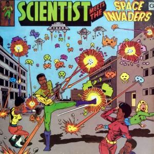 Scientist, front