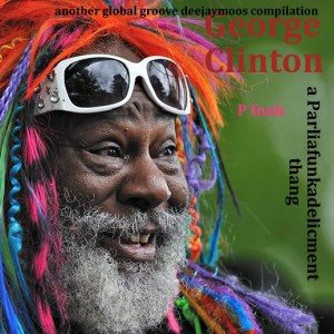 George Clinton, front