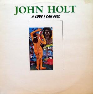 John Holt, front