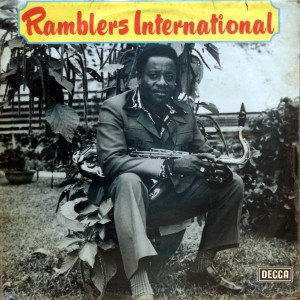 Ramblers, front