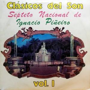 Septeto Nacional, front