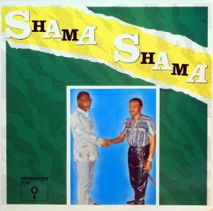 Shama Shama, front