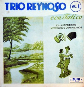 Trio Reynoso, front