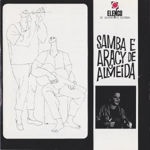 Aracy de Almeida, front