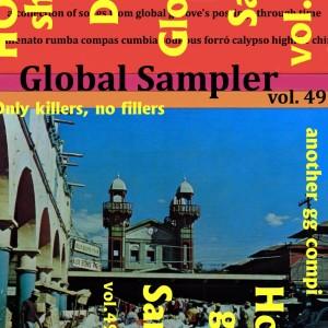Global Sampler vol. 49, front