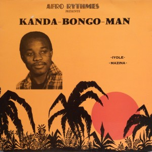 Kanda-Bongo-Man, front