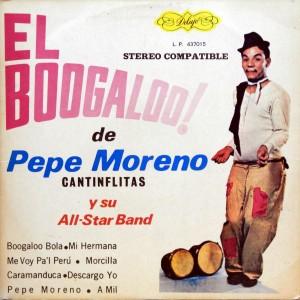 Pepe Moreno, front
