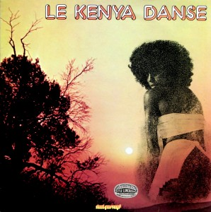 Le Kenya Danse, front