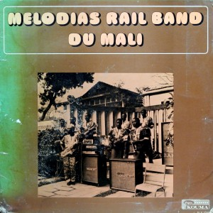 Rail Band, front