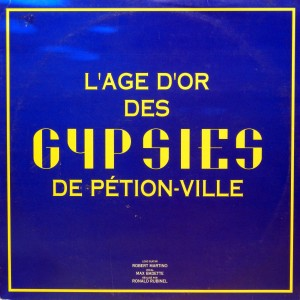 Les Gypsies, front