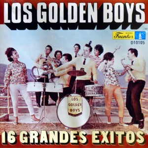 Los Golden Boys, front