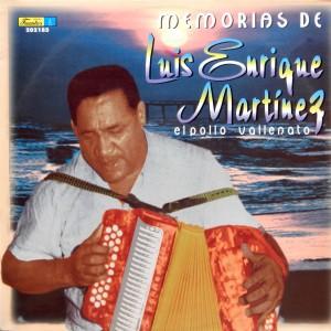 Luis E. Martinez, front