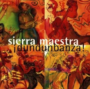 Sierra Maestra, front