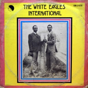 The White Eagles, front