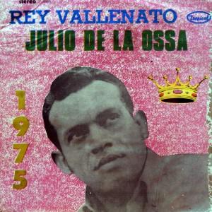 Julio de la Ossa, front