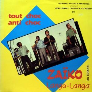 Zaïko, front